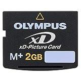 Olypmus 2GB XD 图片卡 M+ 闪存卡非零售包装加 Agfa 读卡器