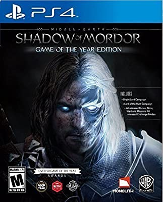 Middle - Earth: Shadow of Mordor Game of the Year Edition (PS4)