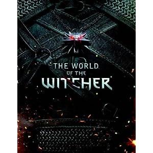 (原版)巫师世界:The World of the Witcher: Video Game Compendium