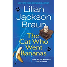 The Cat Who Went Bananas (Cat Who... Book 27) (English Edition)