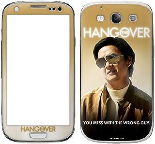 Zing Revolution The Hangover Premium Vinyl Adhesive Skin for Samsung Galaxy S III, Mr. Chow (MS-HANG30415)