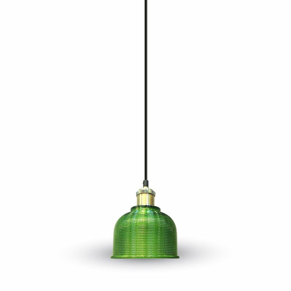 V-TAC SKU.3734 玻璃吊灯灯泡 E27 * VT-7150,塑料和其他材料,高 x 宽 x 深:145 毫米 x 160 毫米 x 1050 毫米