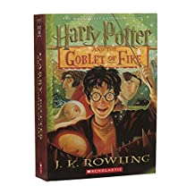 (进口原版) 哈利波特与火焰杯 Harry Potter And The Goblet Of Fire