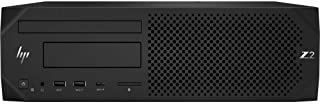 HP Z2 G4 小型外形工作站 - 3.6 GHz Intel Xeon E-2144G 四核 - 256GB SSD - 16GB - AMD WX3100 - Windows 10 pro