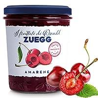 ZUEGG 嘉丽 车厘子(黑樱桃)果酱320g(德国进口)水果含量高达50%