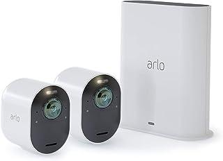 Arlo Pro 2 Smart Home 1 高清監控攝像機*系統VMS5240-100EUS Arlo Ulra 2er Set