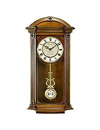 Bulova C4331 Hartwick 鐘表,胡桃色飾面