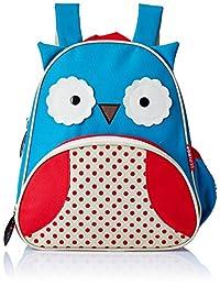 美国Skip Hop可爱动物园小童背包-猫头鹰SH210204