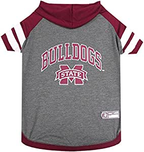 Pets First Mississippi State Hoodie T-Shirt 红色 中