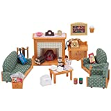 Calico Critters 豪华客厅套装(3岁+)