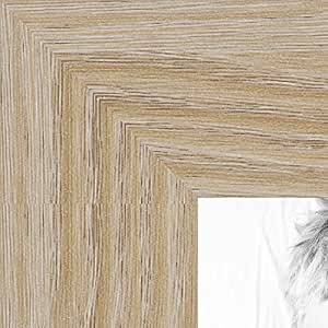 ArtToFrames 19x28 inch Natural Oak - Barnwood Picture Frame, 2WOM76808-972-19x28