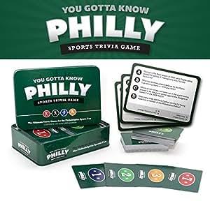 You Gotta Know Philly - 运动三维游戏