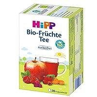 Hipp 喜宝 Bio水果茶,6盒 (6 x 40克)