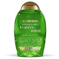 OGX 产品。 Tea Tree Mint, Extra Strength 13 Ounce