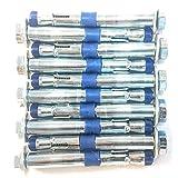 Fixe - 电镀钢 0.95cm 5 件螺栓