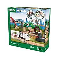 BRIO 火车系列 WORLD系列遥控旅行套装 BROC33277