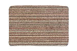 "Muddle Mat T370 59 x 20"" Candy-Stripe Cotton Indoor Rug 多色 38 x 32"""