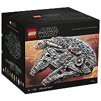 LEGO 乐高  拼插类 玩具  Star Wars 星球大战系列 豪华千年隼 75192 16+岁