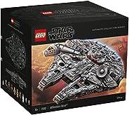 LEGO 樂高  拼插類 玩具  Star Wars 星球大戰系列 豪華千年隼 75192 16+歲