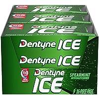 Dentyne 牙齦,80 片(4 包) 9-Pack