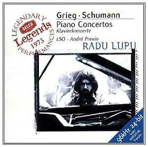 进口CD:葛利格和舒曼钢琴协奏曲(CD 4663832)