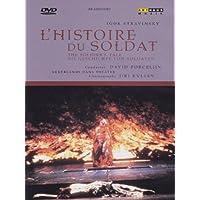 进口DVD:斯特拉文斯基:士兵的故事(PAL)(DVD)