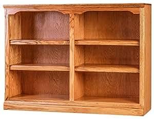 传统橡木书架