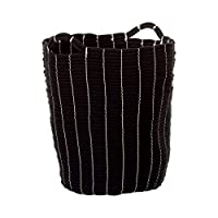 Premier LIDA 篮子 洗衣篮 绳子 棉质 黑色