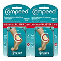 Compeed Advanced Blister Care Cushions, Medium, Package of 10 Cushions (2 Count)