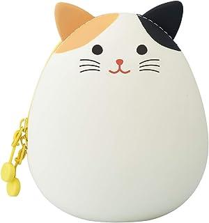 Lihit lab. 鸡蛋型荷包 BIG 猫咪