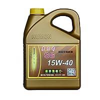 汽油机油汽车合成机油 4L升SG级别15W40汽车机油发动机润滑油