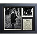 Legends Never die Bob Dylan 镶框照片拼贴,11 x 14 英寸