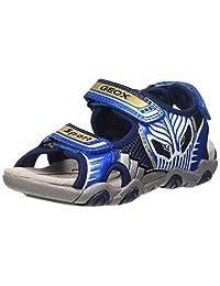 Geox 健乐士 J SAND.STRIKE B 男童 沙滩鞋 J7224B0CE14