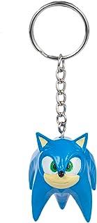 Coslive 蓝色钥匙链背包链,适合女孩男孩
