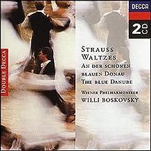 进口CD:施特劳斯:蓝色多瑙河等16首圆舞曲(2CD)(4434732)