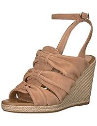 Sam Edelman Awan 女士坡跟凉鞋