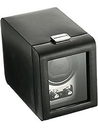 WOLF 270003 Heritage 单表手表带盖拉丝金属