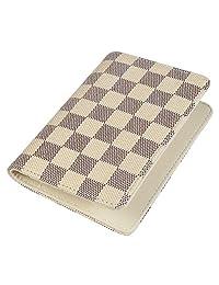 Daisy Rose 豪华护照夹套 - PU 人造皮革 RFID 旅行收纳卡包