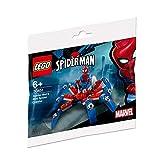 LEGO 乐高 拼插类玩具 蜘蛛侠的迷你蜘蛛爬行器 30451 6+ 积木玩具