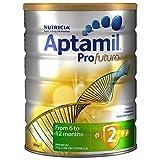 (跨境自营)(包税) Aptamil 澳洲爱他美 Profutura 白金版婴幼儿奶粉2段 900g(6-12个月)