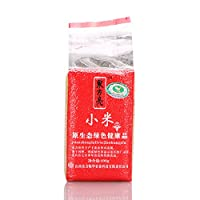 山西特产黄小米东方亮2016新小米食用小米五谷杂粗粮食490g