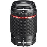 Pentax 宾得 HD PENTAX-DA 55-300mmF4-5.8ED WR W/C 防水镜头(黑色)