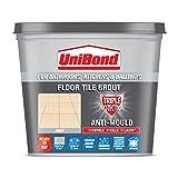 UniBond 落地瓷砖带防霉标准浴缸 - 灰色(旧版)