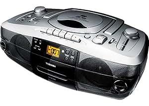 Toshiba TXDK3000S Portable Multi-Region CD/DVD Player