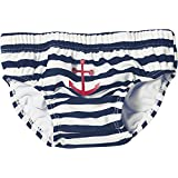 Playshoes 婴儿 – 男童泳衣防紫外线尿布裤海上