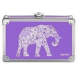 Vaultz Locking Supply Box 紫色大象 1包 紫色大象