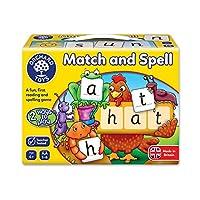 Orchard Toys 桌面游戏 配对与拼写(亚马逊进口直采,英国品牌)