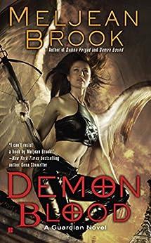 """Demon Blood (The Guardians series Book 6) (English Edition)"",作者:[Meljean Brook]"