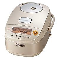 象印 電飯鍋 5.5合(約1升)壓力IH式 香檳金色 NP-BE10-NZ (需要變壓器)