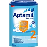 Aptamil 爱他美婴儿2段奶粉,适合6个月以上婴儿,4罐装 (4 x 800 g)